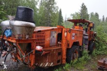 escavadora de perfuração, de bate-estacas,de valas Tamrock 206D