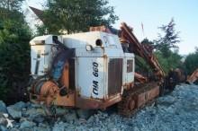 escavadora de perfuração, de bate-estacas,de valas Tamrock Powertrak CHA 660