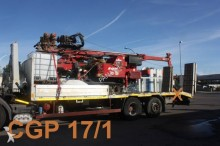 EGT VD 700 drilling, harvesting, trenching equipment