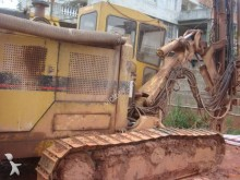 Furukawa drilling vehicle drilling, harvesting, trenching equipment