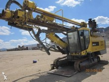 Atlas Copco ROC L8 drilling, harvesting, trenching equipment