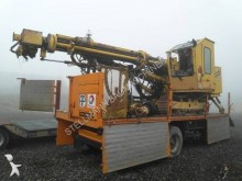 Böhler DTC 122 DHD drilling, harvesting, trenching equipment