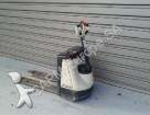 used Crown pallet truck