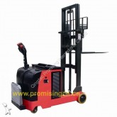 new Dragon Machinery stand-on pallet truck