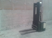 used Crown stacker