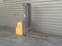 used Atlet stacker