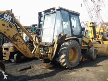 buldoexcavator rigid Caterpillar second-hand