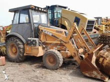 buldoexcavator rigid Case second-hand