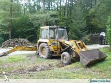 buldoexcavator rigid Massey Ferguson second-hand
