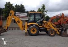 buldoexcavator rigid JCB second-hand