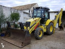 buldoexcavator rigid New Holland second-hand