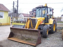 buldoexcavator rigid Massey Ferguson second-hand