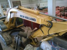 buldoexcavator articulat New Holland second-hand