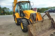 buldoexcavator rigid Fermec second-hand