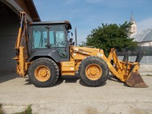 buldoexcavator articulat Case second-hand