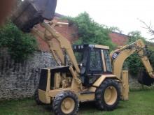Caterpillar 428B 4x4