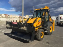 new JCB articulated backhoe loader