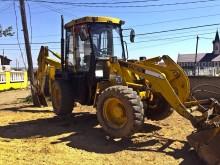 buldoexcavator articulat Venieri second-hand