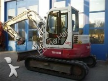Takeuchi TB180FR backhoe loader