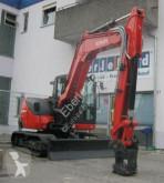 Kubota KX080-4 GL backhoe loader