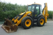 JCB 4CX AEC backhoe loader