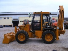 used Venieri rigid backhoe loader