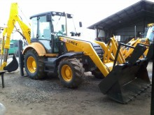 used Terex rigid backhoe loader