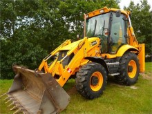 tractopelle JCB 3CX LEADER