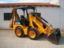 mini-tractopelle JCB occasion