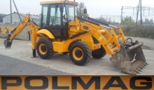 JCB 2CX 105.500zł netto JCB CX 3CX backhoe loader
