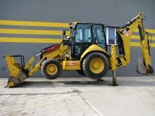 Caterpillar 432E Premier backhoe loader