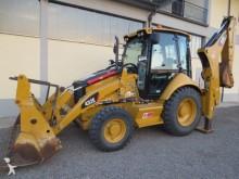 Caterpillar 432E backhoe loader