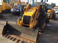 used JCB articulated backhoe loader