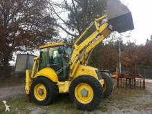 New Holland LB115 4PS backhoe loader
