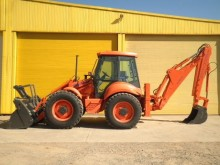used Fiat Kobelco rigid backhoe loader