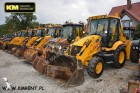 used JCB rigid backhoe loader