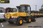 used Mecalac rigid backhoe loader