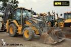 used Volvo rigid backhoe loader