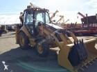 new Caterpillar rigid backhoe loader