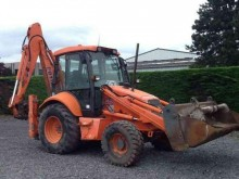 used Fiat-Hitachi articulated backhoe loader