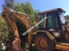used Caterpillar rigid backhoe loader