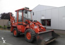 used FAI articulated backhoe loader