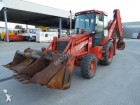 used FAI rigid backhoe loader