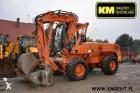 used Mecalac rigid backhoe loader