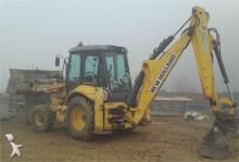 New Holland LB95B backhoe loader