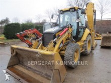 tractopelle Caterpillar 432E2
