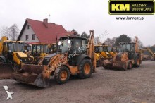 Case rigid backhoe loader