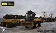 Mecalac rigid backhoe loader