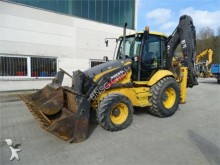Volvo BL71 Teleskop ** Bj 2008 / 3600H ** backhoe loader
