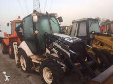 used Caterpillar articulated backhoe loader